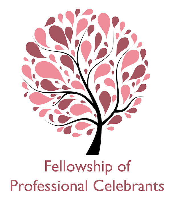 Fellowship of Professional Celebrants Logo. Member of FPC