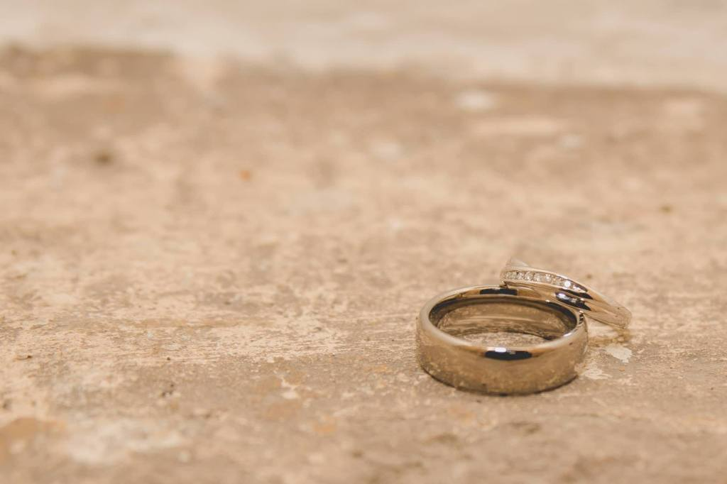 Celebrant Vow Renewal  Exchanging rings